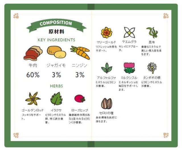 ワンちゃんも一緒に食事を楽しんでほしい!という思いから開発されました。牛60%と高タンパク!野菜や果物もたっぷりな良質でシンプルなレシピ。余計な添加物を使わないのがこだわりの【リリーズキッチン コテージパイ】