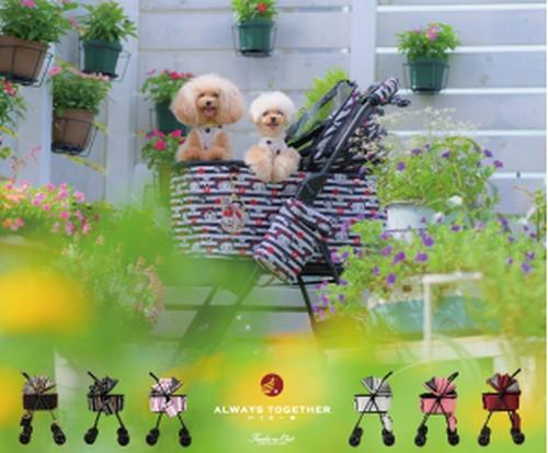 【天使のカート】ラグジュアリーペットカート